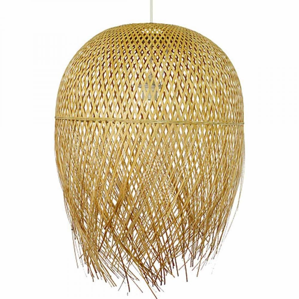 Suspension Bambou Nest Commerce Quitable Onature