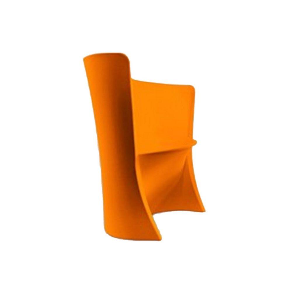 fauteuil dooli orange outdoor indoor design dpc. Black Bedroom Furniture Sets. Home Design Ideas