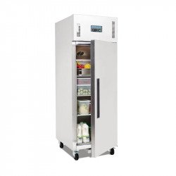 Armoire réfrigérée 600 Litres positive PRO 1 porte inox POLAR Armoires positives (+1°C+6°C)