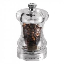 Moulin à poivre Capstan Cole & Mason acrylique - 85 mm