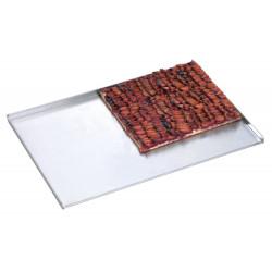 Plaque four 600x400, 3 BL, Alu Bartscher Accessoires et pièces détachées