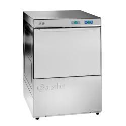 Lave-vaisselle Deltamat TF50PVDD + pompe de vidange + doseur de détergent Bartscher Laves-Vaisselles Pro