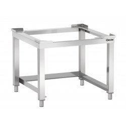 Support lave-vaisselle L 605 x P 570 mm Bartscher Inox
