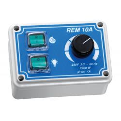 Régulateur de vitesses 10 Ampères EQUIPEMENT DIRECT Accessoires et pièces détachées