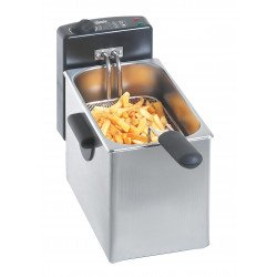 "Friteuse ""MINI II"" 4 Litres Bartscher Friteuses à poser"