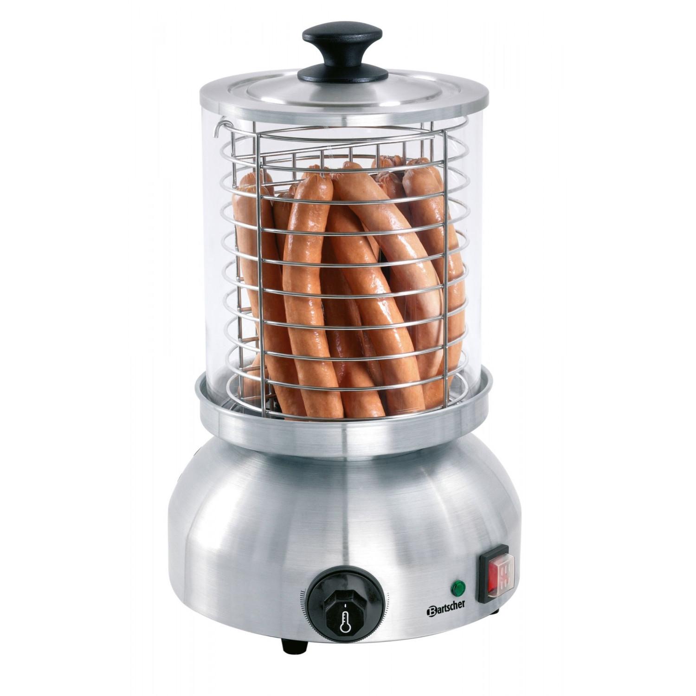 Appareil hot-dogs, rond Bartscher Hot-Dog
