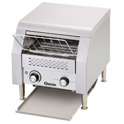 Grille-pain convoyeur 150 toasts /h Bartscher Toasters