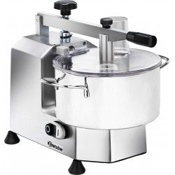 Cutter Pro 3 Litres inox