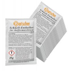 Lot de 30 sachets détartrants machine à café Bartscher Bartscher prêt