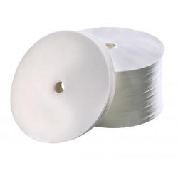 Lot de 1000 filtres papier ronds Ø 195mm
