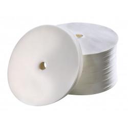 Lot de 1000 filtres papier ronds Ø 245mm