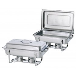 Chafing Dish, 1/1GN, Twin Pack Set