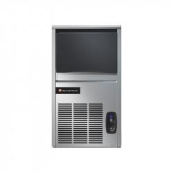 Machine à glaçons 20 Kg / 24h - Refroidissement à eau - Réservoir 6 Kg TECHNITALIA Machines à glaçons