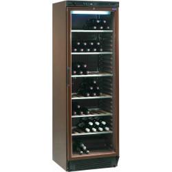 Cave à vin 118 bouteilles porte vitrée