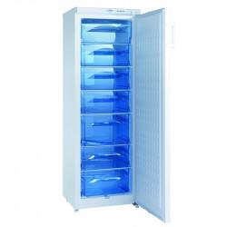 Armoire de stockage négative Blanche 230 Litres