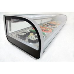 Vitrine froide Sushi, 5x1/2GN