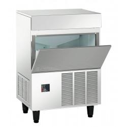 Machine 120 Kg / 24 h à glace pilée - Réservoir 27 Kg