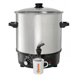 Marmite Vin chaud, stérilisateur 25L, AI Bartscher Distributeurs de boissons chaudes