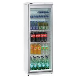 Réfrigérateur à boissons, 320 Litres vitré