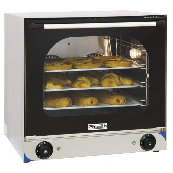 Four Convection 4 x 433 x 315 mm - inox