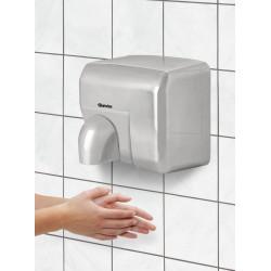 Sèche-mains, 2,1kW, Inox
