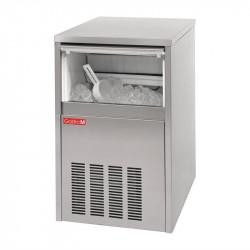 Machine à glaçons 28 Kg / 24 h Gastro M - 12 Kg de stockage