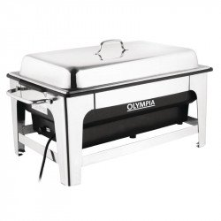 Chafing dish GN1/1 électrique Olympia OLYMPIA Chafing Dish