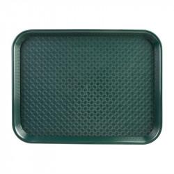 Plateau polypro vert 350 x 450mm