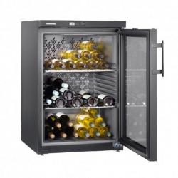 Cave à vins 65 bouteilles - 1 zone mono-température & porte vitrée - Liebherr