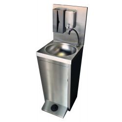 Lave-mains autonome inox
