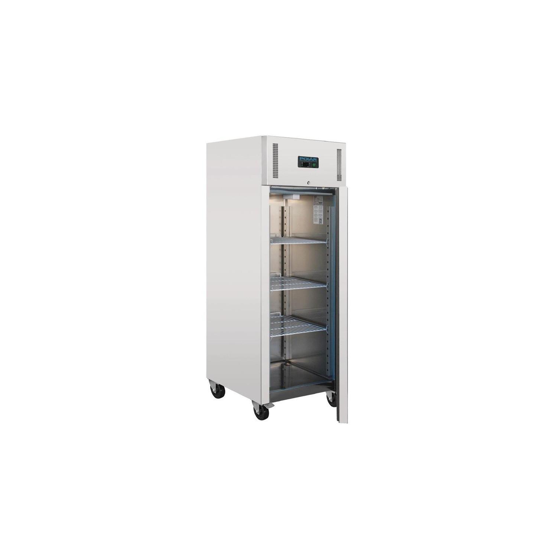 réfrigérateur pro 1 porte tout inox 600 litres polar