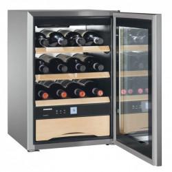 Cave à vins 12 bouteilles - 1 zone + tiroir chocolat - Liebherr