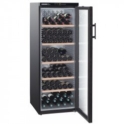 Cave à vins 201 bouteilles - 1 zone multi-température - Liebherr
