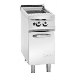 Cuiseur à pâtes à gaz - 1 cuve -  inox