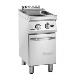Cuiseur 24L à pâtes gaz L 400 x P 700 mm - inox