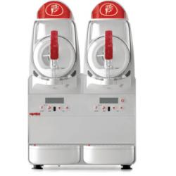 Distributeur 6 L de frappés / granités - 2 cuves Ugolini Machines à granité