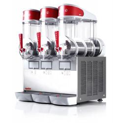 Distributeur 10 L de frappés / granités - 3 cuves  Ugolini Machines à granité