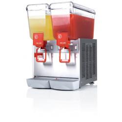 Distributeur 12 L de boissons froides - 2 cuves