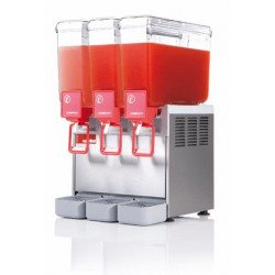 Distributeur 12 L de boissons froides - 3 cuves
