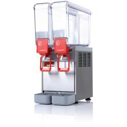 Distributeur 2 cuves de boissons froides - 8 Litres