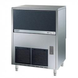 Machine à glaçons 60 Kg / 24h + programme - inox