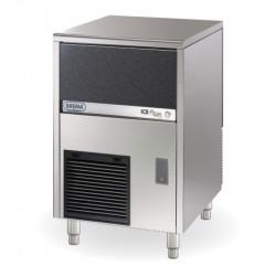 Machine à glaçons 40 Kg / 24h + programme + pompe - inox