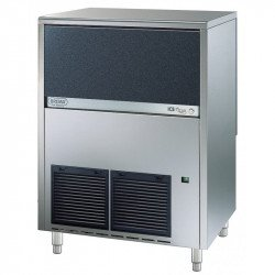 Machine à glaçons 77 Kg / 24h + pompe - inox