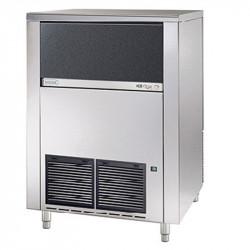 Machine à glaçons 134 Kg / 24h + pompe - inox