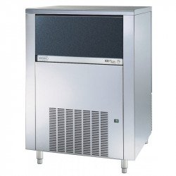 Machine à glaçons 155 Kg / 24h + pompe - inox