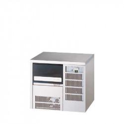 Machine à glaçons 26 Kg / 24h - Encastrable - inox