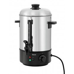 Distributeur 6 L d'eau chaude - inox Bartscher Distributeurs de boissons chaudes