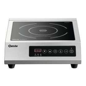 Réchaud à induction - 3000 W - 1 zone - inox Bartscher Induction