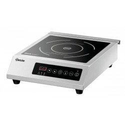 Réchaud à induction 3000 W - 1 zone - Tactile - inox Bartscher Induction
