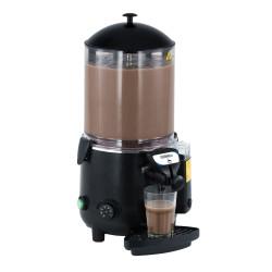 Chocolatière - 10 Litres - noire - ABS CASSELIN Distributeurs de chocolat chaud